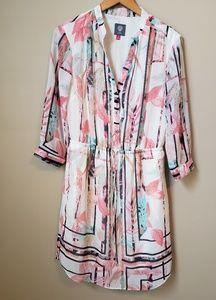 NWOT Vince Camuto floral dress
